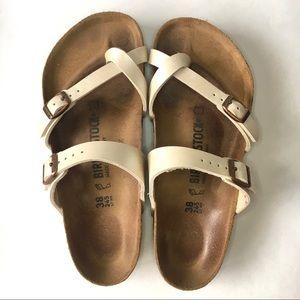 Birkenstock Women's Mayari Sandals Size 38